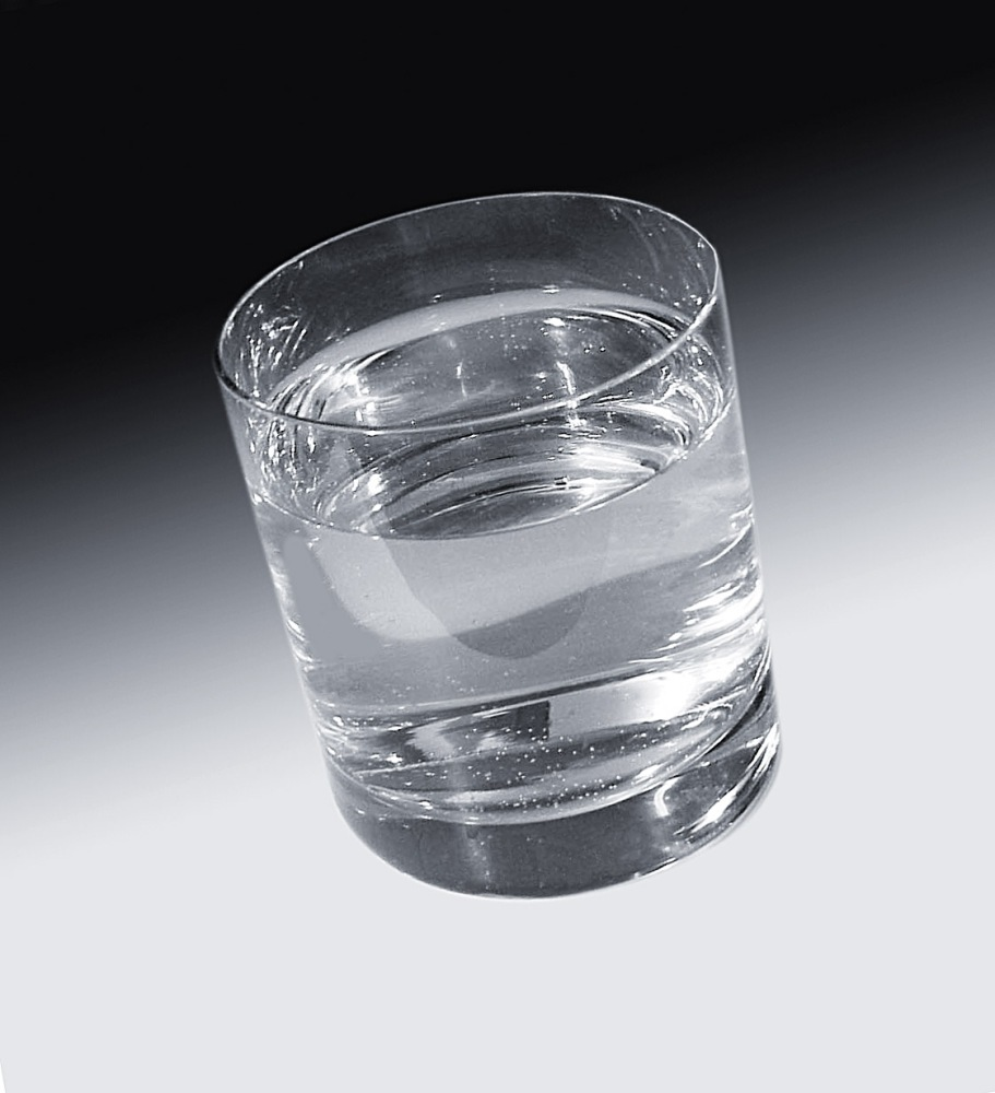 A Glass of Water...
